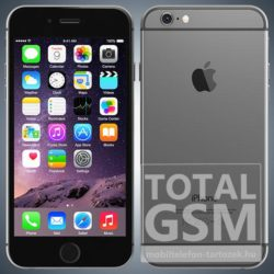 Apple iPhone 6S 64GB szürke mobiltelefon