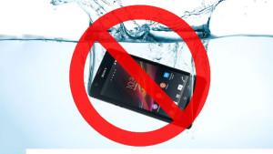 Sony Xperia nem vízálló www.mobiltelefon-tartozek.hu