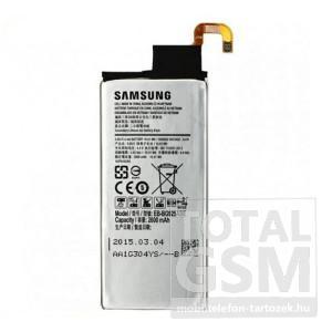 Samsung Galaxy S6 Edge SM-G925F 2600mAh LI-Ion gyári akkumulátor swap