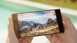 Sony Xperia Z5 Premium Új kártyafüggetlen mobiltelefon www.mobiltelefon-tartozek.hu