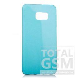 Samsung Galaxy S6 Edge Plus SM-G928 mentazöld csillogó glitter tpu case szilikon tok