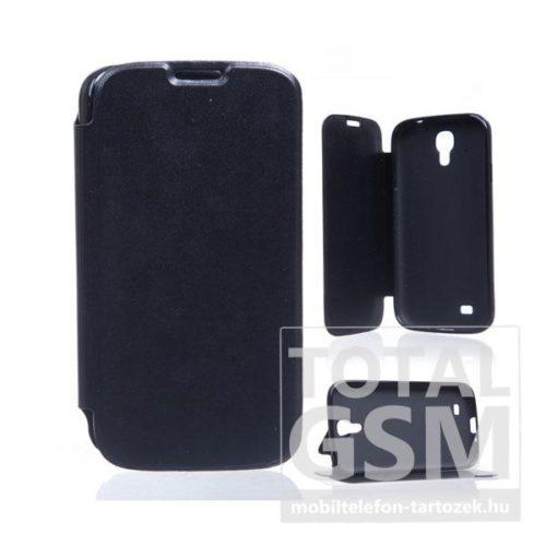 Samsung Galaxy S7 SM-G930 fekete notesz TPU-bőr flip tok