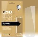 XPRO Samsung Galaxy Note GT-N7000 képernyővédő fólia Diamond csillogó