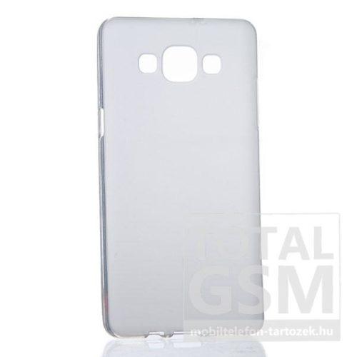 Samsung Galaxy S7 SM-G930 törtfehér szilikon tok