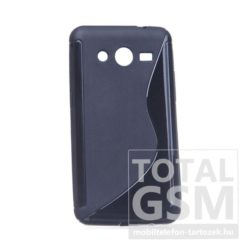 Samsung Galaxy Grand Prime SM-G530F fekete s-line szilikon tok