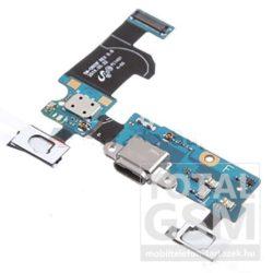 Samsung Galaxy S5 Mini SM-G800F töltőcsatlakozó panel gyári gh96-07233A