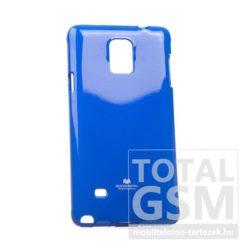 Samsung Galaxy A5 (2016) SM-A510 sötétkék JELLY CASE szilikon tok