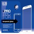 XPRO Samsung Galaxy S6 Edge Plus SM-G928F képernyővédő fólia üveg 0,20MM 3D White fehér kerettel