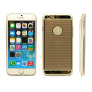 Apple iPhone 5 / 5S arany szilikon tok vékony TPU