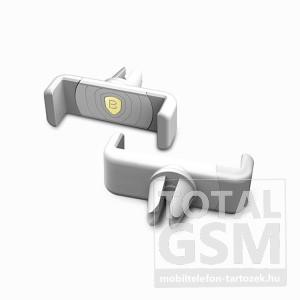 Baseus Mini Shield Plus autós tartó fehér