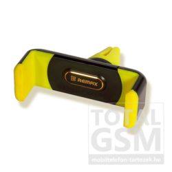 Remax Car Holder RM-C01 autós tartó sárga-szürke