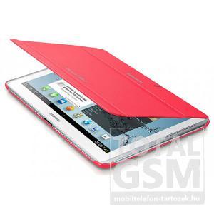 Samsung Galaxy Tab 2 10.1 P5100 rózsaszín műanyag book cover flip tok gyári