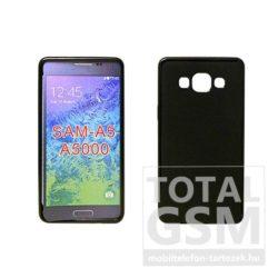 Samsung Galaxy Core Prime SM-G360 fekete vékony szilikon tok