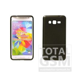 Samsung Galaxy Grand Prime SM-G530H fekete vékony szilikon tok