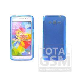 Samsung Galaxy Grand Prime SM-G530H kék vékony szilikon tok