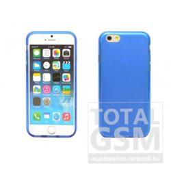 Samsung Galaxy Note 4 SM-N910C kék vékony szilikon tok