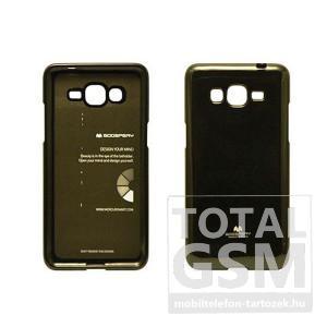 Samsung Galaxy Note Edge SM-N915FY fekete rugalmas szilikon tok Jelly