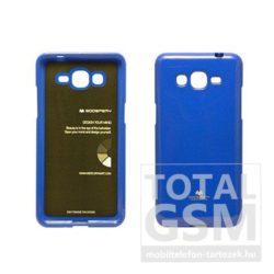 Samsung Galaxy Note Edge SM-N915FY kék rugalmas szilikon tok Jelly