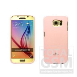 Samsung Galaxy Note Edge SM-N915FY pink rugalmas szilikon tok Jelly