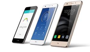 Huawei Honor 5C Új Kártyafüggetlen Mobiltelefon www.mobiltelefon-tartozek.hu