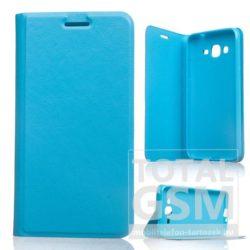 LG G4C Mini világoskék notesz TPU-bőr flip tok