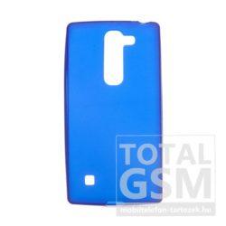 LG G4C Mini sötétkék szilikon tok