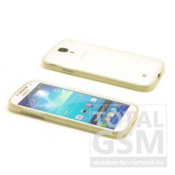 Samsung Galaxy S4 GT-I9500 átlátszó ultra vékony szilikon tok