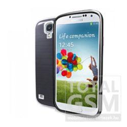 Samsung Galaxy S4 GT-I9500 fekete szilikon tok