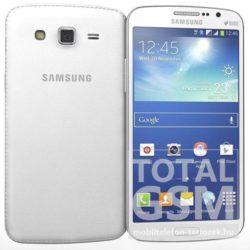 Samsung Galaxy Grand 2 SM-G7102 8GB fehér mobiltelefon