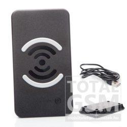 Wireless Charger Y1 9000mAh vezeték nélküli töltő és Power Bank fekete