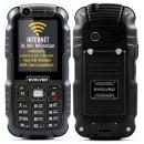 Evolveo Strongphone X1 Dual Sim fekete mobiltelefon