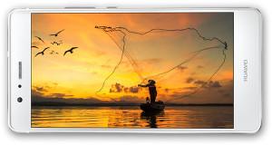 Huawei P9 Lite Új Kártyafüggetlen Mobiltelefon www.mobiltelefon-tartozek.hu