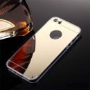 Samsung Galaxy J5 SM-J500F arany tükrös extraslim szilikon tok