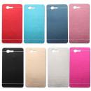 Samsung Galaxy J5 SM-J500F rózsaszín-fekete MOTOMO kemény tok