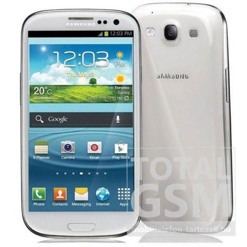 Samsung Galaxy S3 Neo GT-I9301i 16GB fehér mobiltelefon