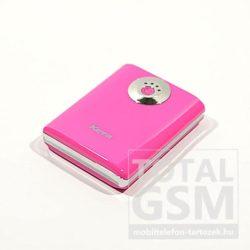KEVA C112 vésztöltő / power bank 12000mAh rózsaszín