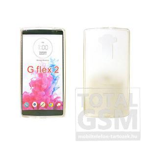LG G Flex 2 H955 átlátszó vékony szilikon tok