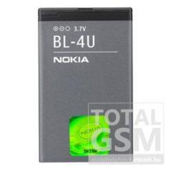 Nokia E66 / 8800 Arte BL-4U 1110mAH Li-ion gyári akkumulátor használt