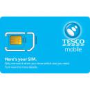 Tesco Mobile SIM Kártya 2000 Ft lebeszélhetőséggel