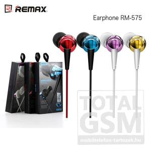 REMAX RM-575 Headset 3.5mm lila