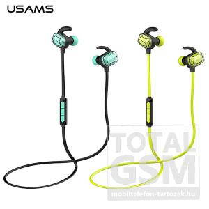 USAMS BG Sport Bluetooth Headset türkiz