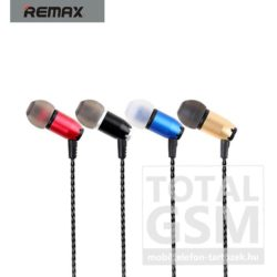Remax RM-720I Headset fekete