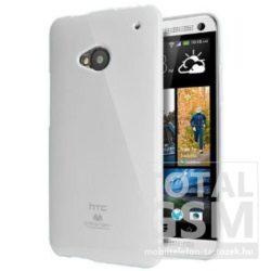 Sony Xperia Z2 D6503 fehér szilikon tok Jelly