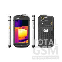 Caterpillar S60 Dual Sim fekete mobiltelefon