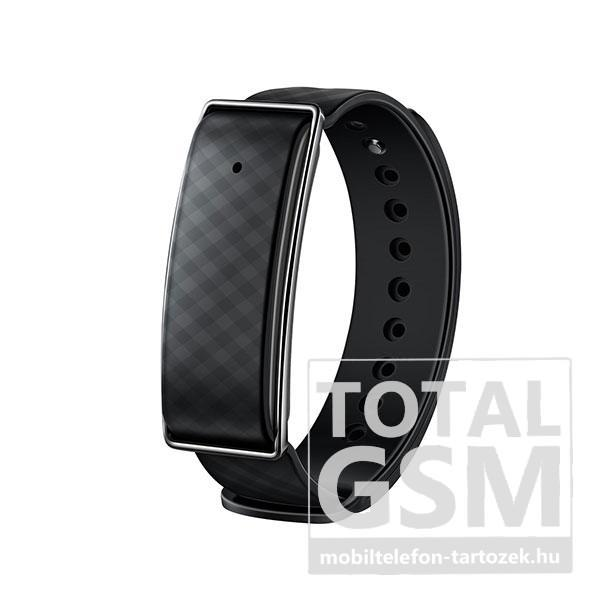 Huawei Color Band A1 fekete okoskarkötő