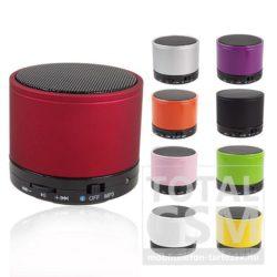 Mini Bluetooth hangszóró ezüst