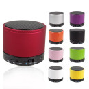 Mini Bluetooth hangszóró fekete matt