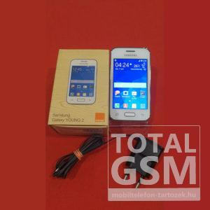 Samsung G130 Galaxy Young 2 fehér mobiltelefon