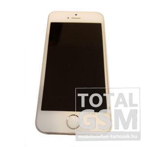 Apple iPhone 5S 16GB Fehér / Silver Mobiltelefon