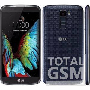LG K430 K10 LTE (16GB) Dual SIM fekete-kék mobiltelefon